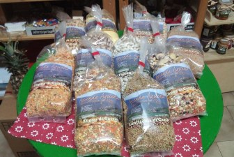 Cereali e legumi per aiutare i terremotati