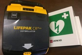 Casola Valsenio, defibrillatore per la palestra