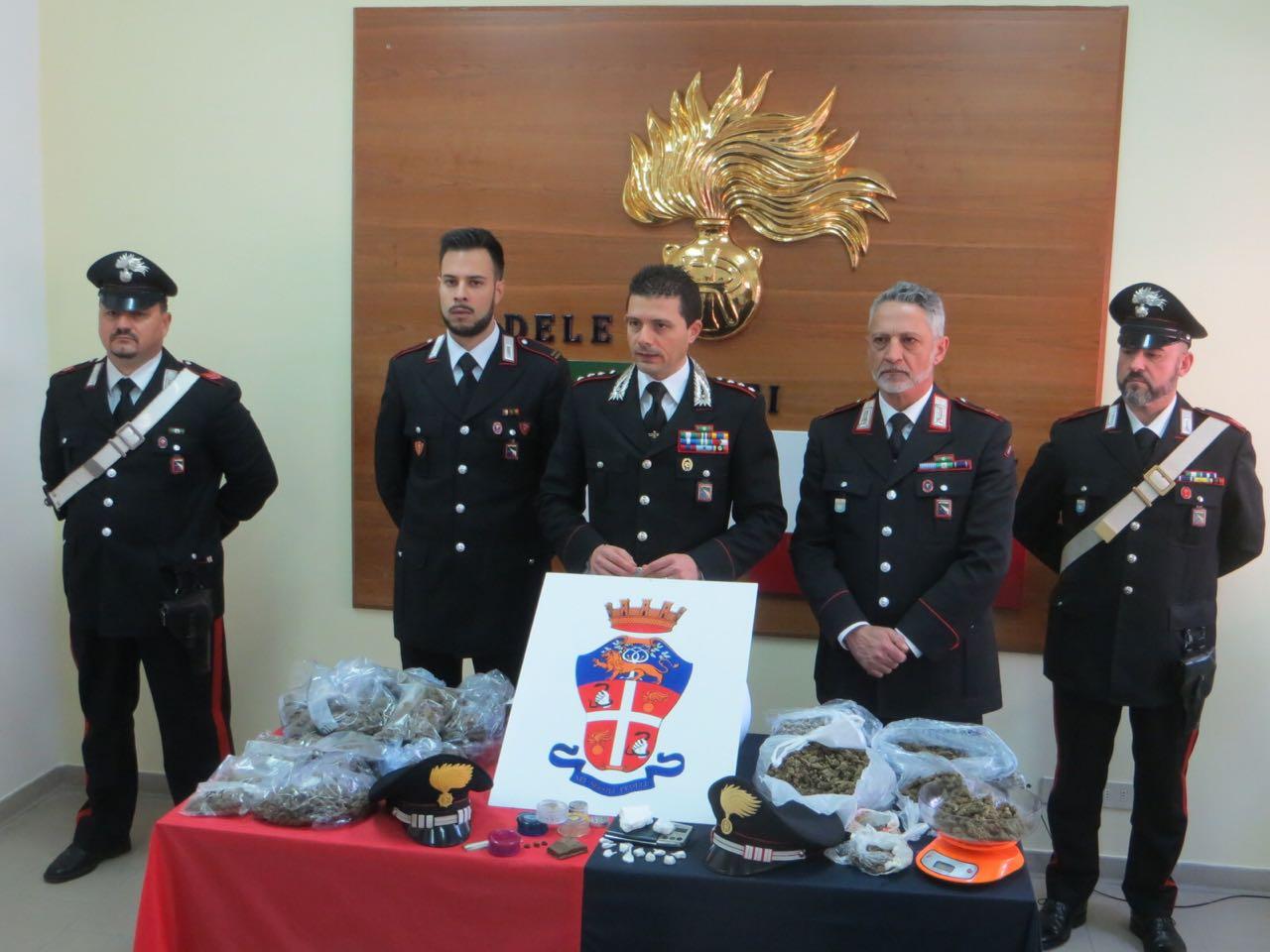 Milano, 33 arresti per traffico dI droga