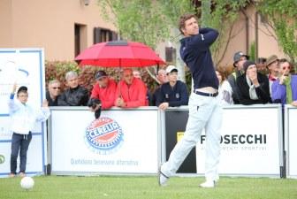 Bergamaschi campione italiano open di golf