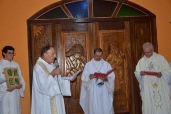 Mato Grosso, inaugurata la nuova chiesa di Porto Alegre do Norte