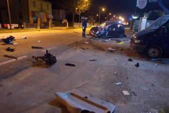 Lugo, alcol e velocità dietro alla tragedia di via De'Brozzi