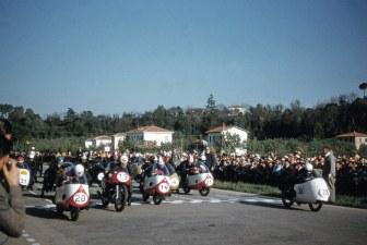 Coppa d'oro, la più bella del motociclismo storico