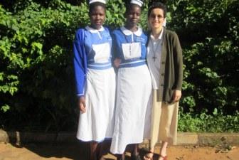 Suor Federica Farolfi lascia l'Uganda per il Centrafrica