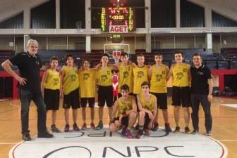 A Pasqua è tempo di basket giovanile