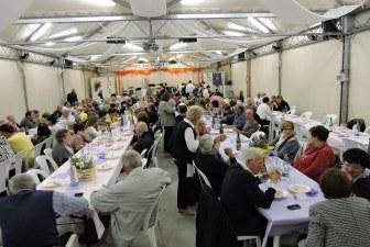Inaugurato il centro sociale a Fossatone