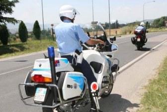 Scontro in via Emilia, motociclista è grave