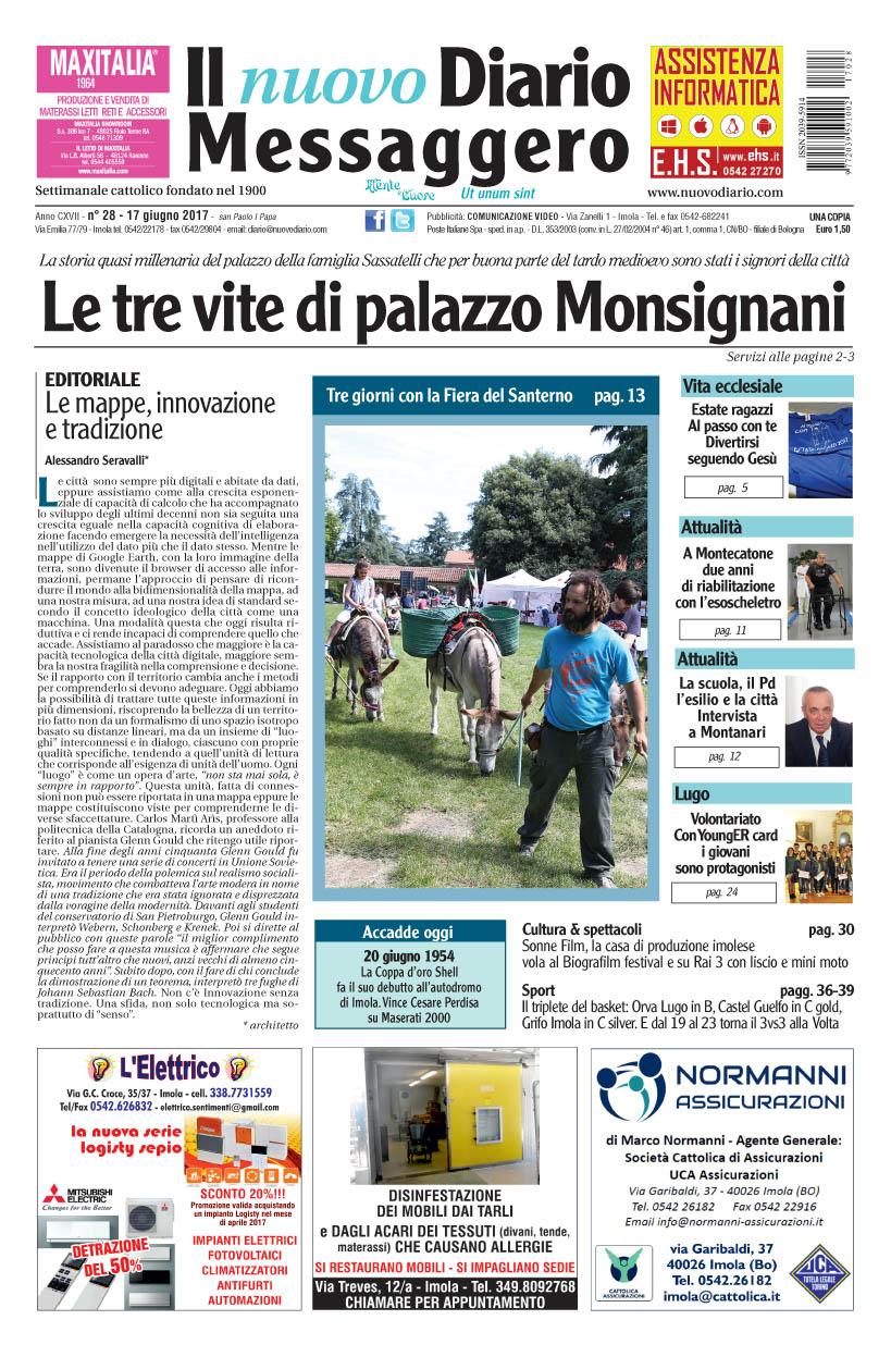 Casa Del Materasso Lugo numero 28 | il nuovo diario messaggero