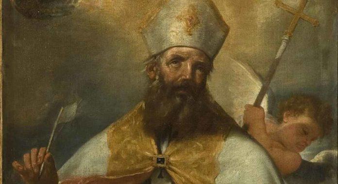 Quadro raffigurante il santo
